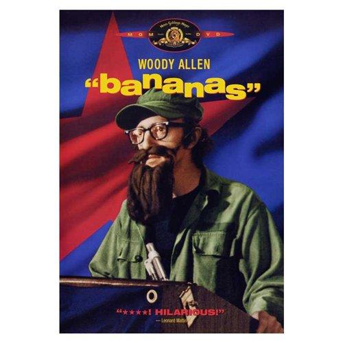 Bananas Poster Movie B 27 x 40 In - 69cm x 102cm Woody Allen Louise Lasser Carlos Montalban Howard Cosell Charlotte Rae Conrad Bain