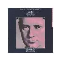 PAUL HINDEMITH - Lieder Mit Klavier, Op. 18 (Banse, Bauni)
