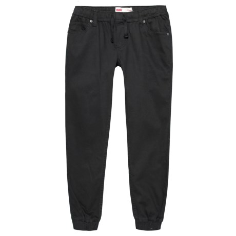 Twill Joggers (for Big Boys)