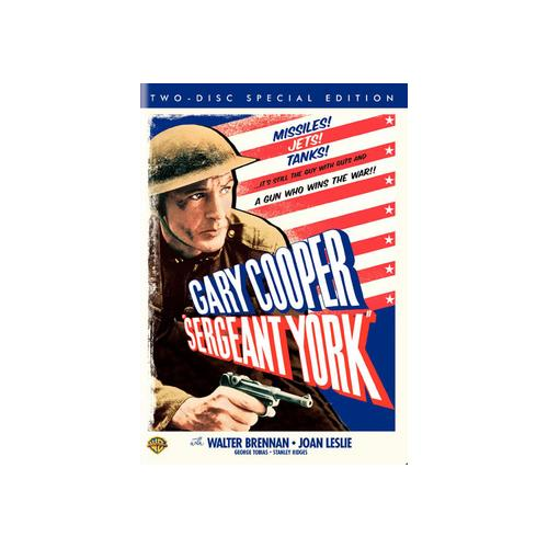 SERGEANT YORK (DVD/SPECIAL EDITION/2 DISC/P & S/ENG-FR-SP SUB)