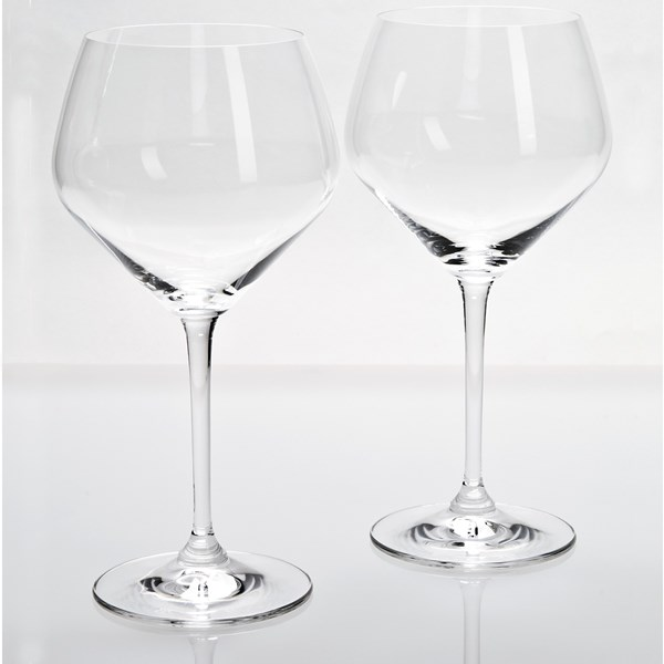 Riedel Heart To Heart Oaked Chardonnay Wine Glasses - Set Of 2