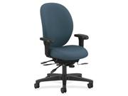 HON High-performance Task Chair Cerulean - Black Frame