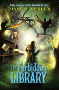 The Forbidden Library kicks off an action-packed  fantasy series with classic appeal, a resourceful heroine, a host of magical creatures, and no shortage of narrow escapes--perfect for fans of Story Thieves, Coraline, Inkheart, and Harry Potter Alice always thought fairy tales had happy endings