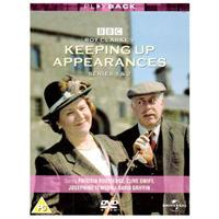 Keeping Up Appearances - Series 1 And 2 (Box Set) (Three Discs)