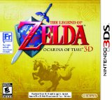 New - 3DS LEGEND OF ZELDA:OCARINA OF TIME - CTRPAQEE