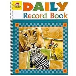 Daily Record Bk Safari /E