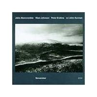 John Abercrombie - November (Music CD)