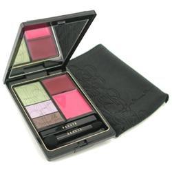 Eye & Lip Compact ( 3x Eyeshadow   2x Lip Color   2x Applicators ) - # 3 7g/0.24oz