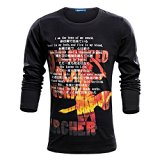 Fate Stay Night Anime UBW Archer Costume Long Sleeve T Shirt, Asian Size