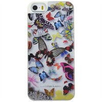 Christian Lacroix Butterfly Parade Iphone 5 - White By Christian Lacroix