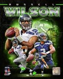 Russell Wilson Seattle Seahawks 2012 NFL Composite Photo 8x10