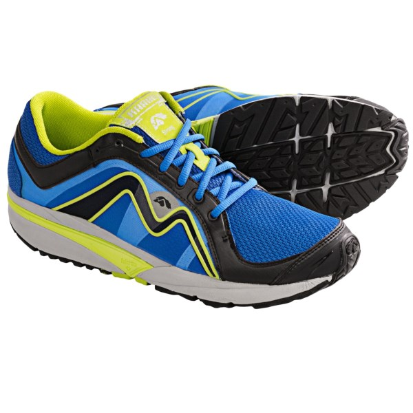 Karhu Strong 4 Fulcrum Ride Running Shoes (For Men)