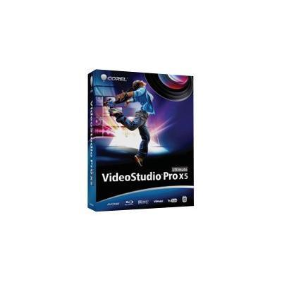VideoStudio Pro X5 Ultimate - complete package