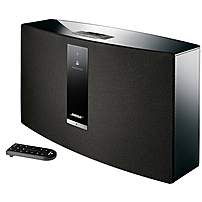 Bose Soundtouch Series Iii Series 30 Speaker System - Wireless Speaker(s) - Black - Wireless Lan - Bluetooth - Usb - Wireless Audio Stream, Internet Radio, Ethernet, Oled Display 738102-1100