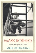 Mark Rothko, one of the greatest painters of the twentieth century, was born in the Jewish Pale of Settlement in 1903