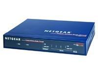NETGEAR FR114P Cable/DSL ProSafe Firewall/Print Server - Router - Ethernet, Fast Ethernet - external