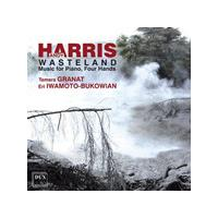 Andy Harris: Wasteland - Music for Piano Four Hands (Music CD)