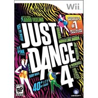Just Dance 4 Wii  By Wii