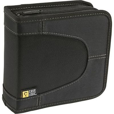 Case Logic Cdw-32 Black 32 Capacity Cd Wallet - Black