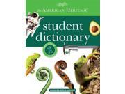 The American Heritage Student Dictionary New Binding: Hardcover Publisher: Houghton Mifflin Harcourt Publish Date: 2015/07/14 Synopsis: A fully revised edition of this outstanding resource for students in grades 6-10 includes hundreds of new words, abundant example sentences, 2,000 color illustrations and 400 lively feature notes that offer in-depth information on usage, word history, synonyms and science terms