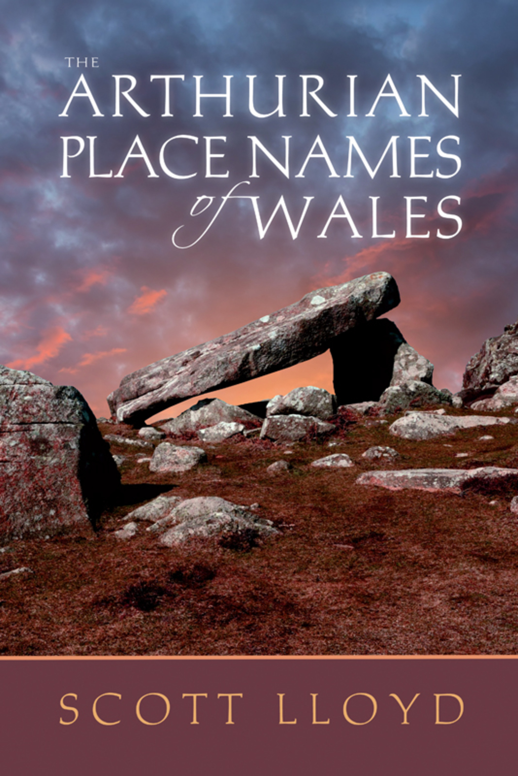 The Arthurian Place Names Of Wales (ebook)