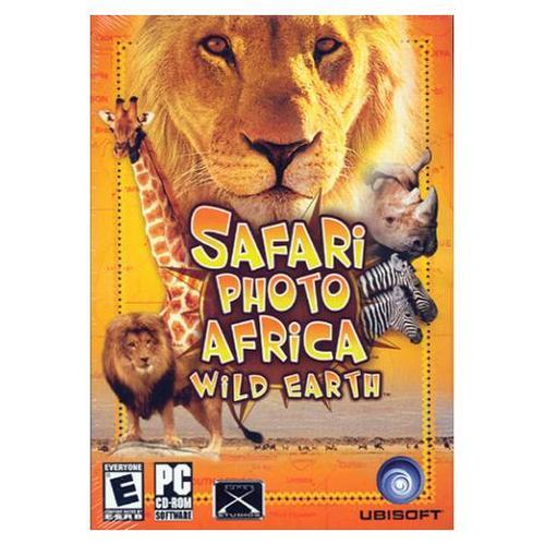 Ubisoft Safari Photo Africa: Wild Earth (PC)