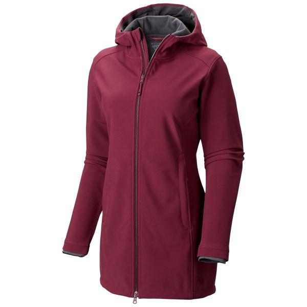 Mountain Hardwear Janetty Hooded Jacket (For Women)
