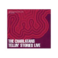 Charlatans UK (The) - Tellin' Stories Live (Music CD)