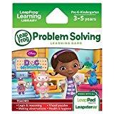 LeapFrog Disney Doc McStuffins Learning Game (for LeapFrog Epic, LeapPad Platinum, LeapPad Ultra, LeapPad1, LeapPad2, LeapPad3, Leapster Explorer, LeapsterGS Explorer)