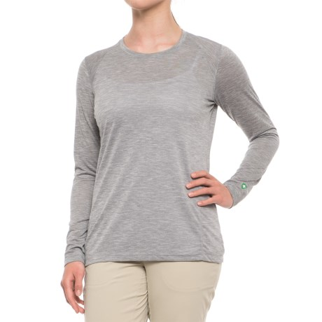 Insect Shield(r) Marsh T-shirt - Long Sleeve (for Women)