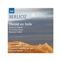 Berlioz: Harold en Italie (Music CD)
