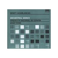 Benet Casablancas: Orchestral Works (Music CD)