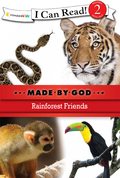 These exciting photos and facts show children the wonders of God's creation