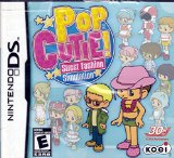 Pop Cutie! Street Fashion Simulation - Nintendo DS