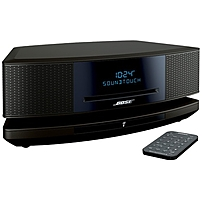 Bose Wave Soundtouch Music System Iv - Cd-r - Cd-da, Mp3, Wma, Aac, Apple Lossless Playback - 1 Disc(s) - Espresso Black 738031-1710