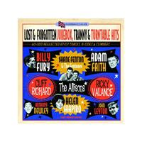 Various Artists - Lost & Forgotten Jukebox Tranny & Turntable (Music CD)