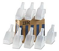 Genuine IBM 1402818 Laser Toner Waste Bottles  8 per box  guaranteed to perform with the IBM Infoprint 62 Laser Toner Printer  150,000 pages yield .
