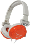 Panasonic Rp-djs400-d Rp-djs400 Dj Street Model Headphones
