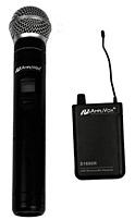 Amplivox Apls1623 Wireless Handled Microphone Kit