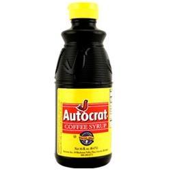 Autocrat Coffee Milk Syrup - 16 oz