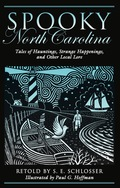 Pull up a chair or gather round the campfire and get ready for twenty-five creepy tales of ghostly hauntings, eerie happenings, and other strange occurrences in North Carolina.