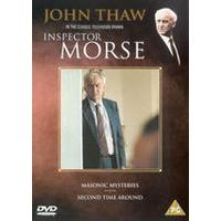Inspector Morse - Pack 8 - Masonic Mysteries / Second Time Around (Two Discs)