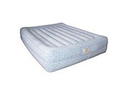 Aerobed 86623 Elevated Inflatable Mattress Airbed, Queen Size