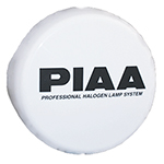 Piaa 45100 Piaa 510 Series Solid White Round Cover With  Piaa Logo
