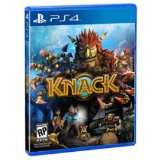 SONY Knack Action/Adventure Game Retail - PlayStation 4 / 10012 /