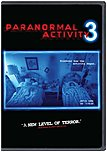 Paramount 097363580249 Paramount Paranormal Activity - Dvd