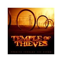 Temple of Thieves - Passing Through the Zeros (Music CD)