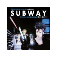 Eric Serra - Subway [Original Soundtrack] (Original Soundtrack) (Music CD)