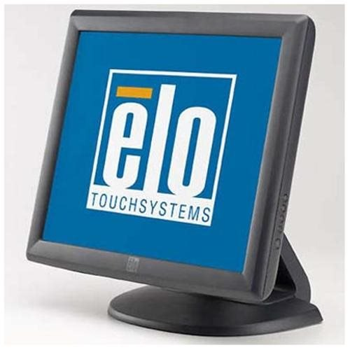 Elo 1715L Touchscreen LCD Monitor 17 - Surface Acoustic Wave - 1280 x 1024 - 5:4 - Dark Gray