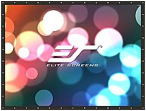 "Elite Screens Diy Pro Rear Series - 148-inch 4:3, Do-it-yourself Indoor & Outdoor Projection Screen, Model: Diy148rv1"""